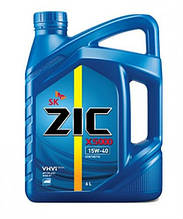 Моторне масло ZIC X5 15W-40