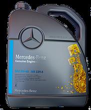 Масло моторное Mercedes Benz 229.5 Engine Oil 5W-40 5L