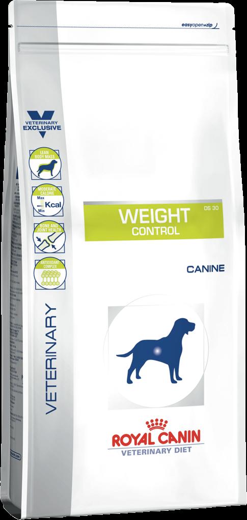 Лечебный корм для собак с лишним весом Royal Canin WEIGHT CONTROL CANINE 14 кг