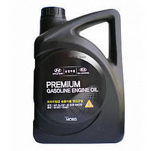 Масло моторное MOBIS Premium Gasoline 5W-20 4л
