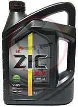 Моторне масло ZIC X7 LS 10W-40 6л