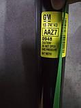 Амортизатор задний Орландо, Orlando J309, 13374243, GM, фото 3