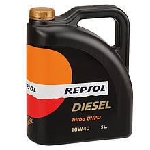 Масло моторное REPSOL DIESEL TURBO UHPD 10W40 5л