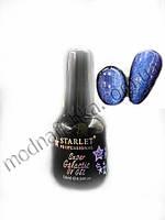 Гель-лак для ногтей Starlet Professional Super Galactic UV Gel №02, 10мл