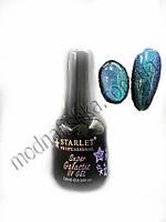 Гель-лак для ногтей Starlet Professional Super Galactic UV Gel №03, 10мл