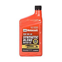 Моторное масло Ford Motorcraft Full Synthetic 5W-20 0.946 л.