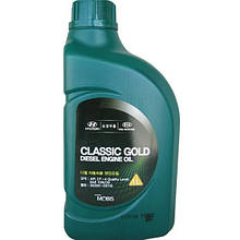 Моторное масло Hyundai Kia Mobis Classic Gold Diesel 10W-30 1 л