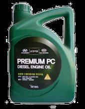 Моторное масло Hyundai Kia Mobis Premium PC Diesel 10W-30 4 л