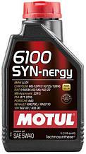 Motul 6100 SYN-NERGY 5W-40 1л