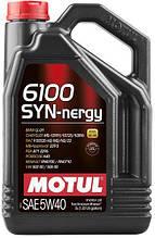 Motul 6100 SYN-NERGY 5W-40 5л