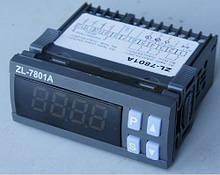 Терморегулятор, регулятор вологості, ZL-7801A