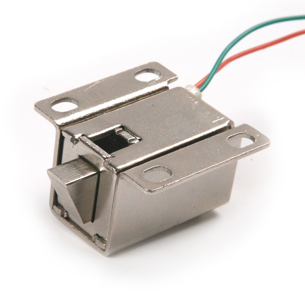 Електромагнітний замок 12В, маленький