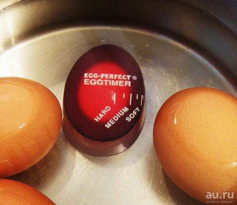 Таймер для варіння яєць