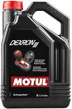 Трансмиссионное масло MOTUL Dexron III 5л