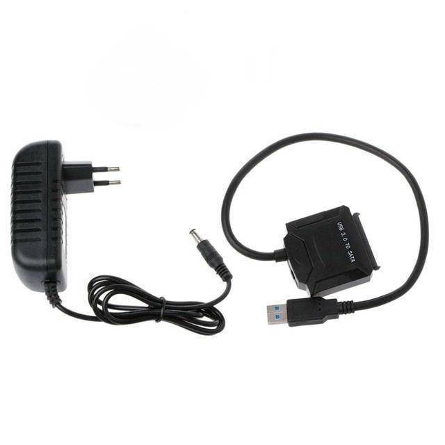 """Перехідник для жорсткого диска USB 3.0 - SATA 2.5 """"3.5"""""""