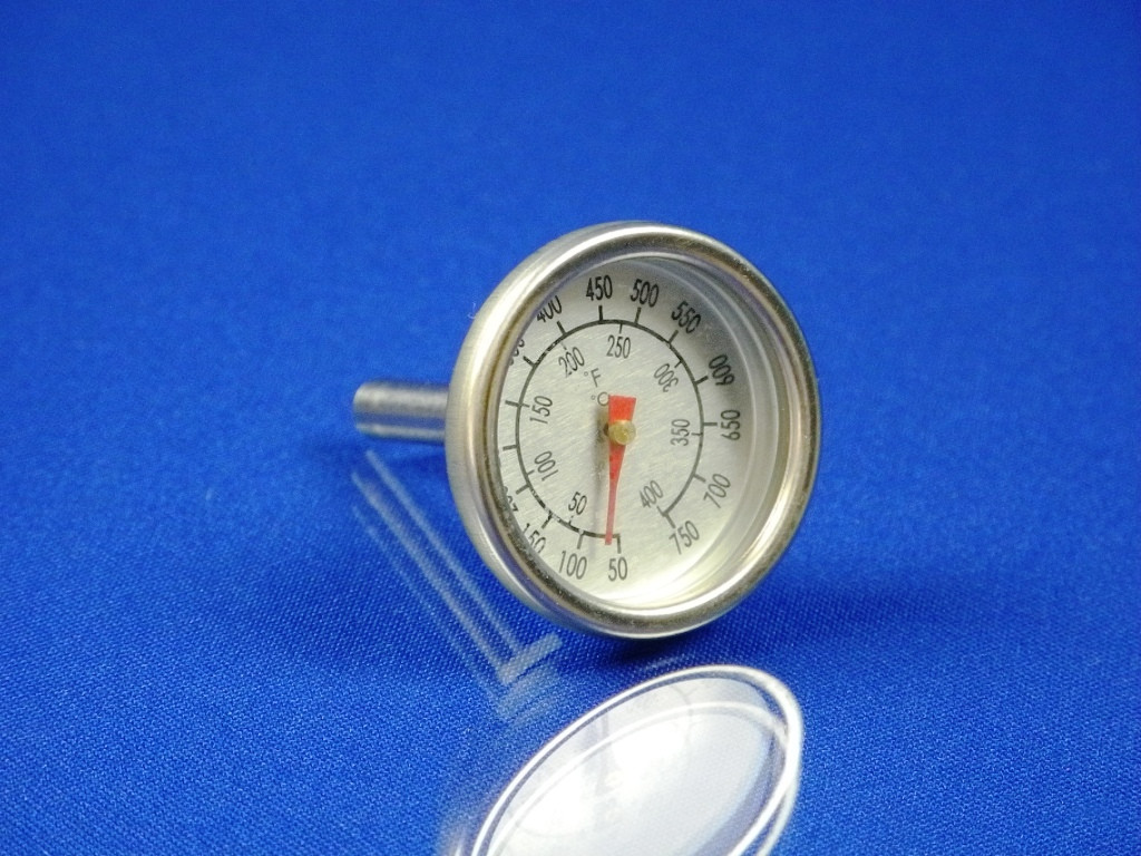 Термометр  резьбовой для духовки от 0 до 400 град.