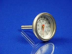 Термометр  резьбовой для духовки от 0 до 400 град., фото 2