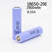 Акумулятори Samsung INR18650-29E - 2900 мАг / 8,25 А, фото 1