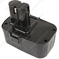 Аккумулятор для шуруповерта 18 В 1.3 Ач Ni-Cd прямой