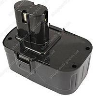 Аккумулятор для шуруповерта 14.4 В 1.3 Ач Ni-Cd прямой