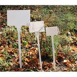 Таблички для рослин вигнуті, 10 шт., фото 3