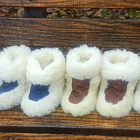 Детские обувь из овчины 20-21