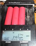 Акумулятор SANYO NCR 18650GA 3500 мА 10 A, фото 4