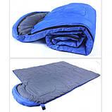 Спальний мішок з капюшоном для літа, фото 5