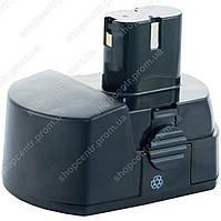 Аккумулятор для шуруповерта - 14,4 В Ni-Cd, каблук