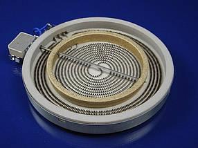 Конфорка для стеклокерамических поверхностей, D=230мм. 2200W/1000W, EGO (Italy) (89645)