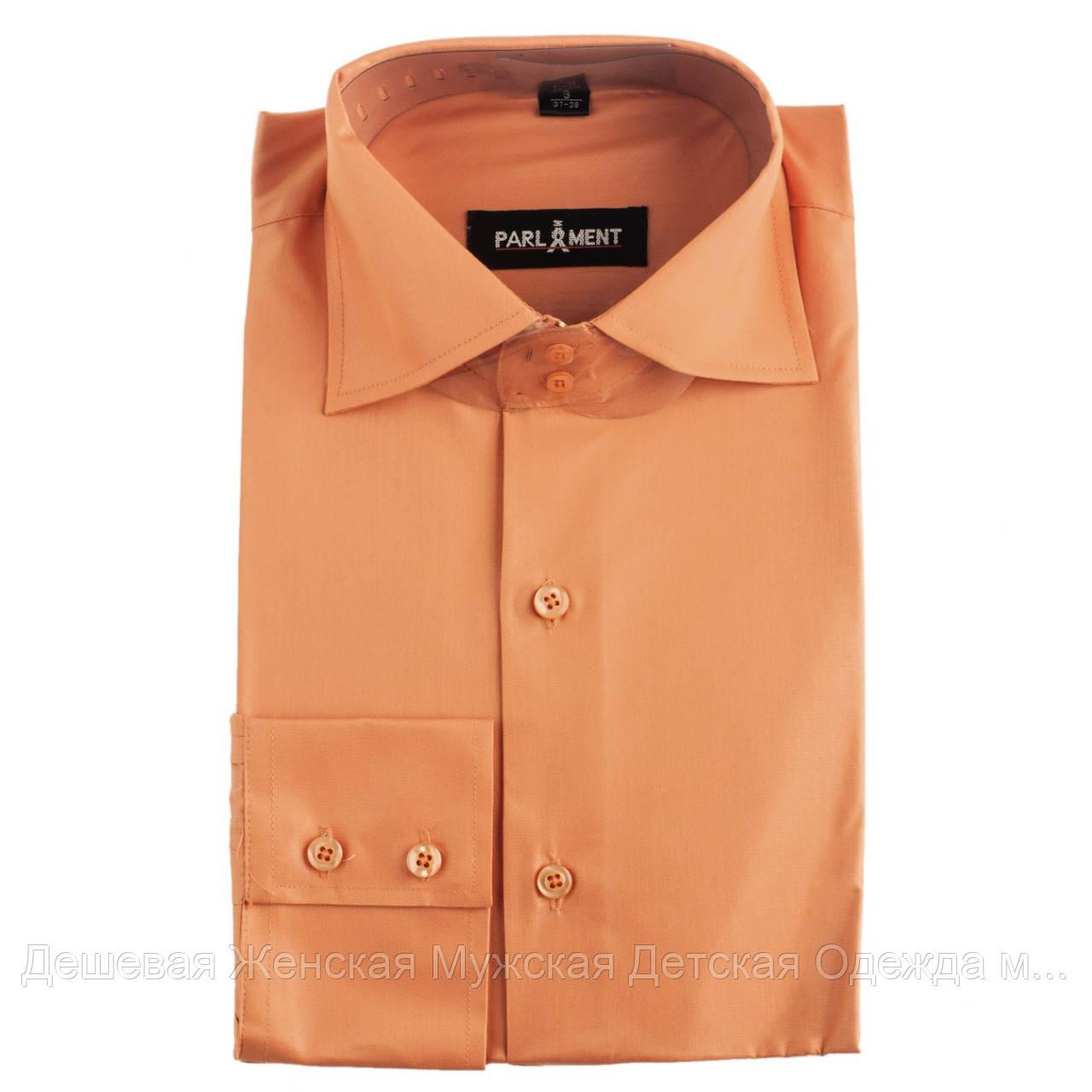 Мужские рубашки длинный рукав в ассортименте