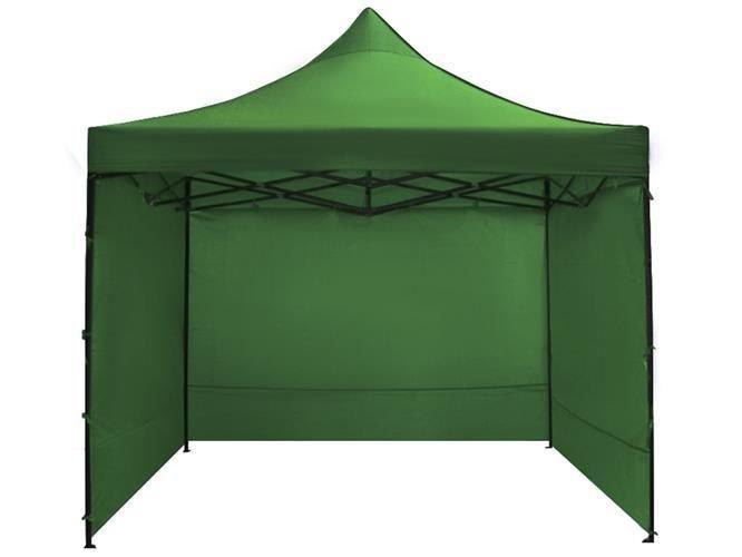 Садовый павильон, тент, шатер 3*3 складний торговий зелений намет