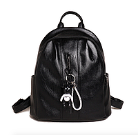 Рюкзак женский кожазам Nikki черный