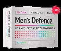 Men's Defence (Менс Дифенс) - средство от простатита, фото 1