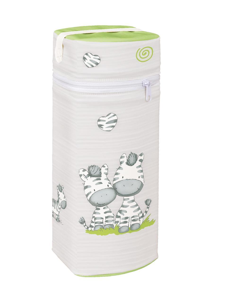 Термоупаковка Cebababy Jumbo Basic Zebra grey 7см х 8см х 23 см.