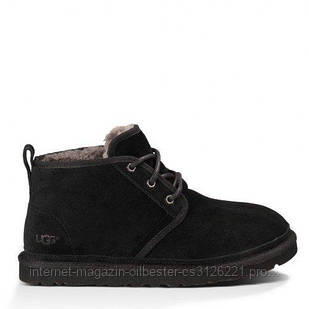 "UGG NEUMEL BOOT ""BLACK"" Арт. 0397"