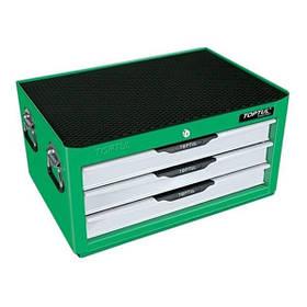 Ящик с инструментом (Pro-Line) 3 секции 104 ед., GCAZ0013 TOPTUL