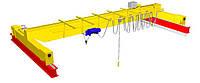 Кран-балки мостовые опорные г/п 2т, пролет 10,5м