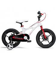 Детский велосипед RoyalBaby Space Shuttle 14 Белый