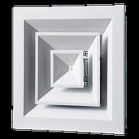 Диффузор потолочный Вентс ДП 394х258