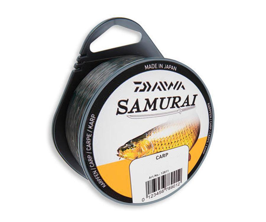 Леска Daiwa Samurai Mono Carp 0,25 мм