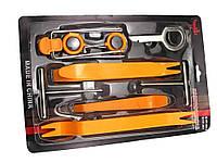 Набір інструментів для зняття панелі автомобіля