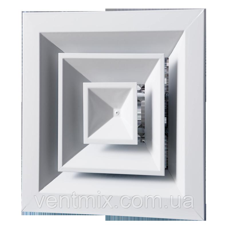 Диффузор потолочный Вентс ДП 596х596