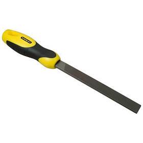 Напильник слесарный плоский 150 мм драчевый STANLEY 0-22-486
