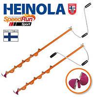 Ледобур Heinola Speedrun Sport 100Мм/0,6М (HL1-100-600N)