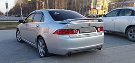 Ветровики, дефлекторы окон Acura TSX 2003-2007 'Cobra tuning'