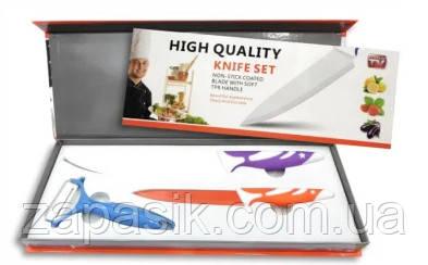 Набор Ножей 2 Шт High Qvality Knife Set И Овощечистка