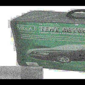 Тент автомобильный CC13401 M серый с подкладкой PEVA+PP Cotton/432х165х120 к.з
