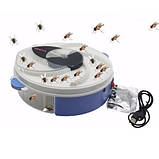 Ловушка для насекомых USB Electric Fly Trap MOSQUITOES №D06-3, фото 2