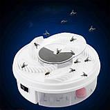 Ловушка для насекомых USB Electric Fly Trap MOSQUITOES №D06-3, фото 3